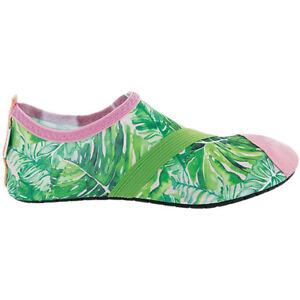 FitKicks Women's Non-Slip Sole Active Footwear