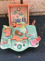 Littlest Pet Shop Teensie Figures Mini Playset LPS T4