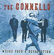Weird Food & Devastation von Connells,the   CD   Zustand sehr gut