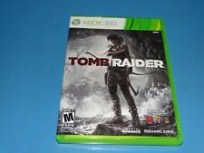 Tomb Raider (Xbox 360) - Pre-Owned