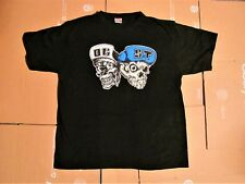 SUICIDAL TENDENCIES BLACK THE CYCOS ARE BACK TWENTY YEARS ON THE ROAD 2003 SHIRT