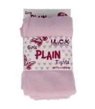 Calzini e collant rosa per bambine dai 2 ai 16 anni, taglia 2 anni