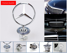 Bonnet Capuche Logo emblème insigne Pour for Mercedes Benz W124 W202 W203  W210