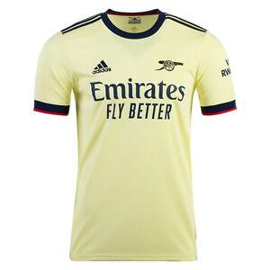 Genuine Arsenal 2021/22 Away Jersey for Men Soccer Football Shirt 2022 Gunners