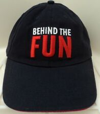 New ~ CARNIVAL CRUISE ~ Behind the Fun Honorary Team Member ~ Hat Cap NWOT