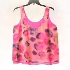 LT26 Rachel Roy Women's Plus Layered Tank Sleeveless Top NWT Size 1X MSRP $79
