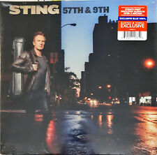 STING - 57Th & 9Th Vinyl 33 Giri New Sealed Exclusive Blue Colour