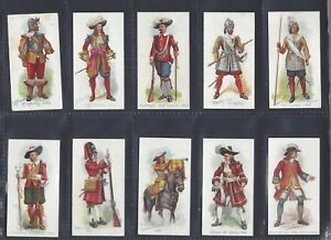 PLAYER - OLD ENGLAND'S DEFENDERS - FULL SET OF 50 CARDS
