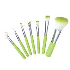 7 piezas De tendencia brocha para maquillaje Profesional Base colorete cejas Set