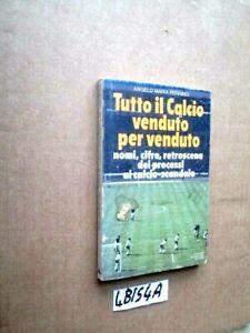 PERRINO TUTTO IL CALCIO VENDUTO PER VENDUTO     (4BIS4A)