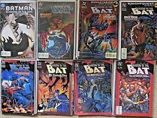 Batman: Shadow of the Bat  #0-56 (minus #11) + 3 Annuals ~ DC comics ~ NM