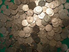 Wholesale Lot of 360 Canada King George V Nickels Five Cents 5c 1922-1936
