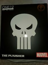 Mezco one 12 Mezco Exclusive Punisher Special Ops Edition Action Figure
