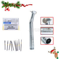 Dental NSK PANA Air High Handpiece & Dental Composite Polishing Kit +Diamond Bur