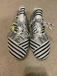 Adidas Nemeziz 17.1 fg White Size 8.5 US Men Brand New with Box