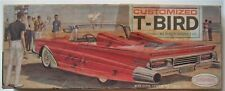Ford 1958-1959 Thunderbird Hardtop/Roadster Customizing Kit. 1963 Aurora, 1/32
