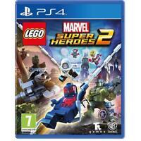 Lego Marvel Superhéroes 2 PS4 - Juego para Sony Playstation 4 Nuevo