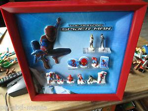 Marvel-Coffret De 12 Granos, Spiderman 3D