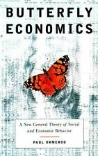 Butterfly Economics: A New General Theory of Social and Economic Behavior Ormer
