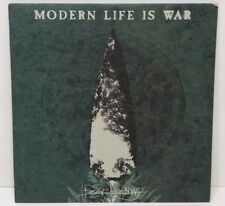 Modern Life Is War by Fever Hunting Vinyl Record 2013 Deathwish Music OPENED