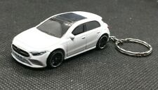 Hotwheels  mercedes Benz A-CLASS keyring diecast car