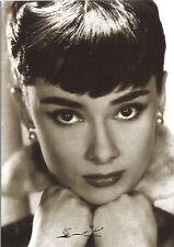 Tarjeta de arte/Postcard-Audrey Hepburn