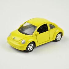 Welly No. 8157-Volkswagen New Beetle-amarillo-Yellow