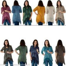 Maglie e camicie da donna viscosa aderente taglia M
