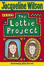 The Lottie Project,Jacqueline Wilson, Nick Sharratt