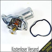 Neu Thermostat 92°C Gehäuse Dichtung 1338096 für OPEL Astra G Corsa B C D