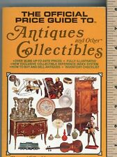 Official PriceGuide to Antiques and Other Collectibles 1981