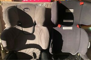 Booster car seat *2 in good condition