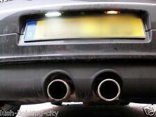 VW GOLF LED NUMBER PLATE LIGHT BULBS UNITS CANBUS ERROR FRE MK5 MK6 GTI R32 TDI