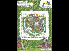 Legends of Brazilian Folklore 2011 BRAPEX -kansanperinne 民俗学 фольклор Béaloideas