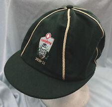 #SS.  2010-11 WEETBIX  CRICKET CAP, BAGGY GREEN