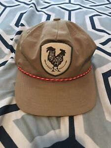Howler Brothers Bros Dawn Patrol Hat Cap Snapback Adjustable FREE SHIPPING