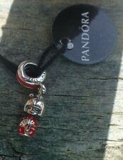NWT Authentic Pandora Charm Japanese Doll 791368EN09