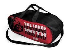 "Disney Star Wars ""The Force is Strong with this One!"" Gym Bag for Kids Sport NEW"