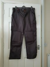 """Scruffs 36"""" Regular Work Trousers With Knee Pads"""