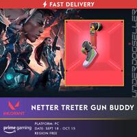 VALORANT Netter Treter Gun Buddy Twitch Prime Gaming Loot | PC