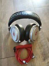 Beats by Dr. Dre Beats Pro Headphones Monster Silver-Black