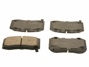 Rear Akebono Brake Pad Set fits Cadillac CTS 2004-2007, 2010-2019 11SKSW