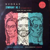 Antonín Dvořák , Wiener Symphoniker , Jascha Horenstein - Symphony No. 5 In E Mi