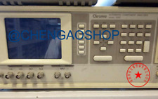 Chroma 3302 Automatic Component Analyzer By Dhl Or Ems With 90 Warranty G304e X