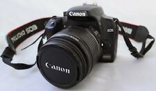 New listing Canon Eos 1000D Ds126191 Dslr Camera - Black
