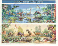 US 3136 32c DINOSAURS sheet of 15 MINT NEVER HINGED