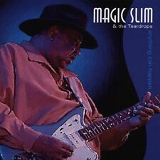 Magic Slim & The Teardrops: Anything Can Happen  Audio CD