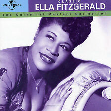 Universal Masters Collection Classic Remaster Ella Fitzgerald CD 2000 MCA
