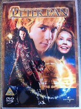 Rachel Hurd Wood Ludivine Sagnier PETER PAN ~ 2003 Family Fantasy Film UK DVD