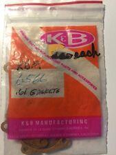 K&B Gasket For .65 # 6566 (bulk, Priced Per Each)